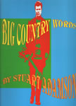 Big Country Words by Stuart Adamson