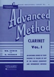 Advanced Method vol.1: for clarinet Hal Leonard