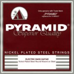 E-Bass Saiten Heavy Pyramid .045-.105 Nickel Plated Steel