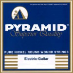 Saitensatz für E-Gitarre Pyramid pure Nickel medium .010-.046