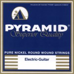 Saitensatz für E-Gitarre Pyramid 401100 pure Nickel light .009-.042
