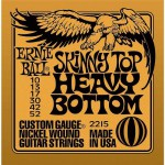 E-Gitarrensaiten Ernie Ball Heavy Bottom 10-52